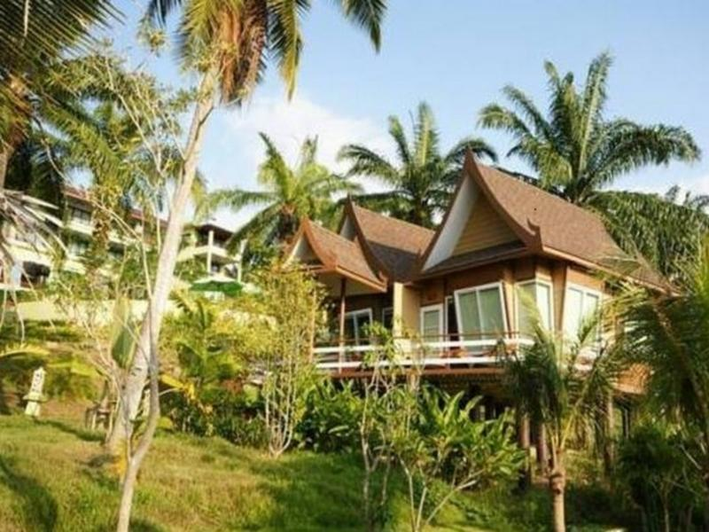 Palm Paradise Resort - Hotels and Accommodation in Thailand, Asia