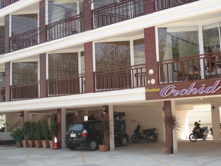 Hotell Khon Kaen Orchid Hotel i , Khon Kaen. Klicka för att läsa mer och skicka bokningsförfrågan