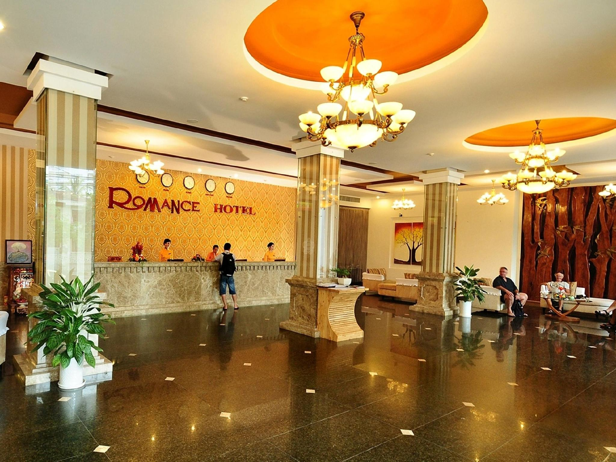 Hotell Romance Hotel