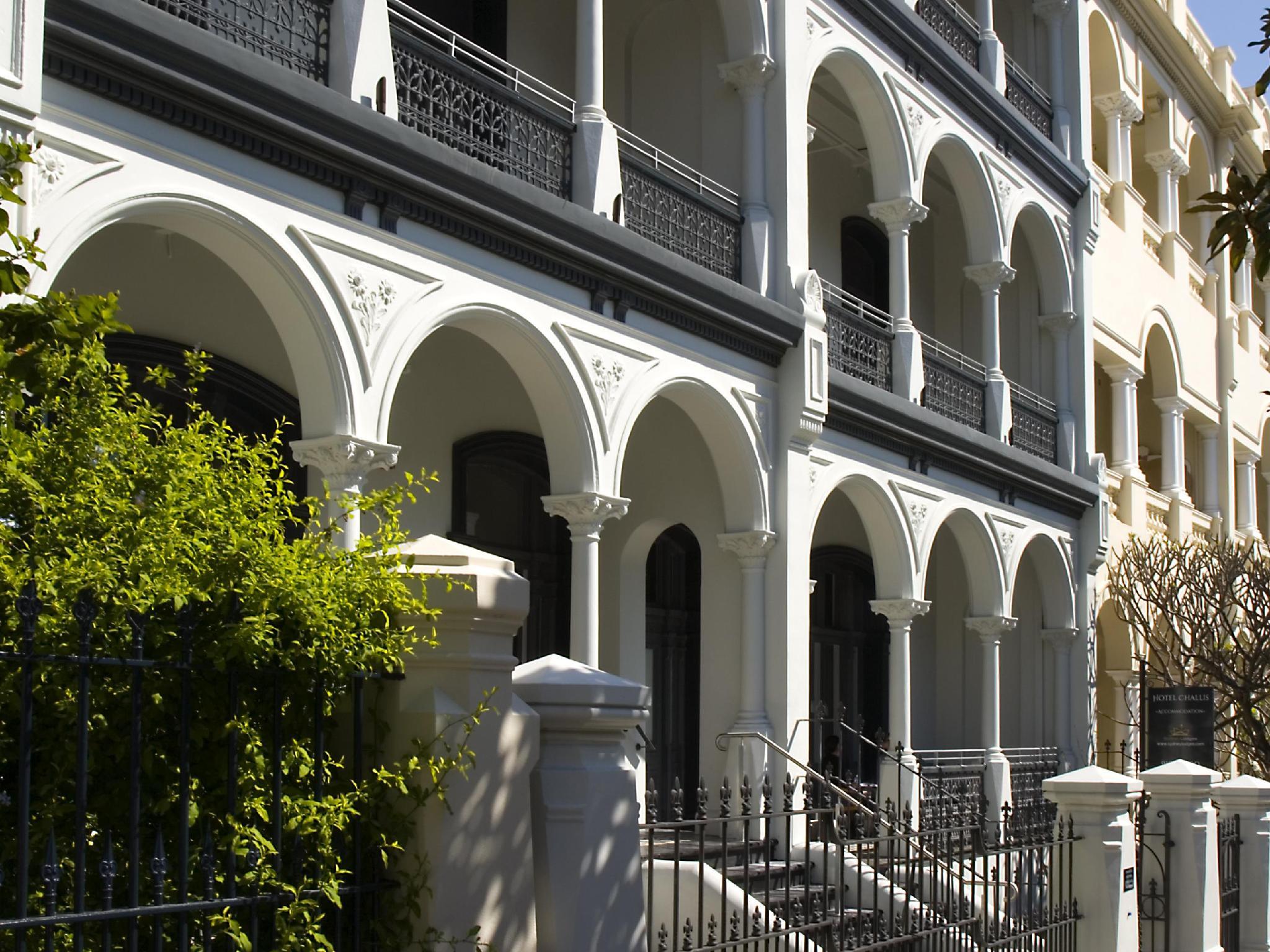 Challis Lodge - Hotell och Boende i Australien , Sydney