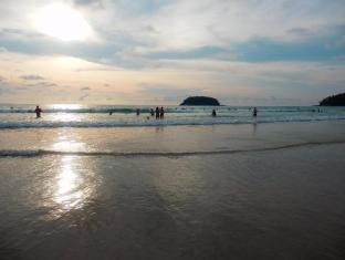 Kata Beach Studio Phuket - View