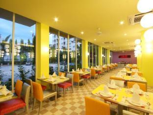 Bella Express Hotel Pattaya - Restaurant