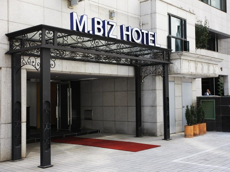 M Biz Hotel Coex - Hotels and Accommodation in South Korea, Asia