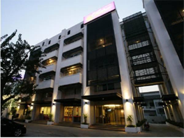 Chitra Suite & Spa Bangkok - Esterno dell'Hotel