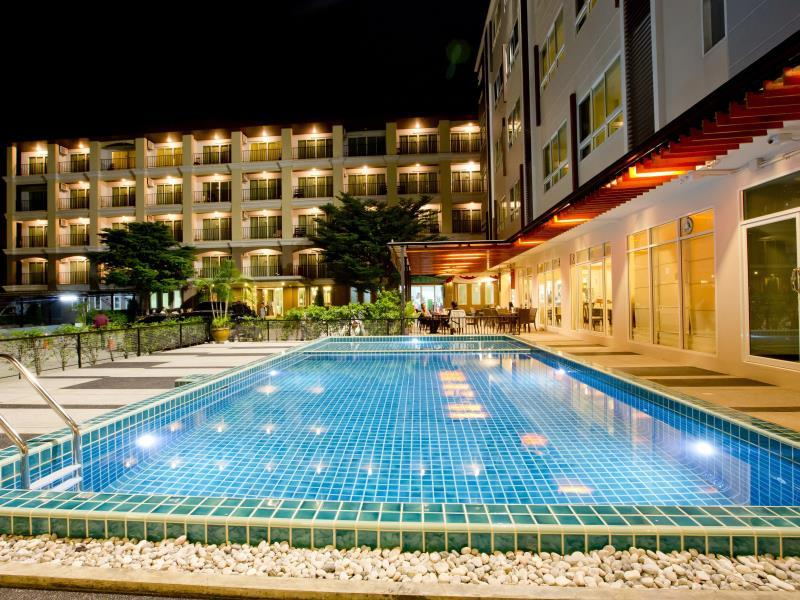 Sinsuvarn Airport Suite - Hotels and Accommodation in Thailand, Asia