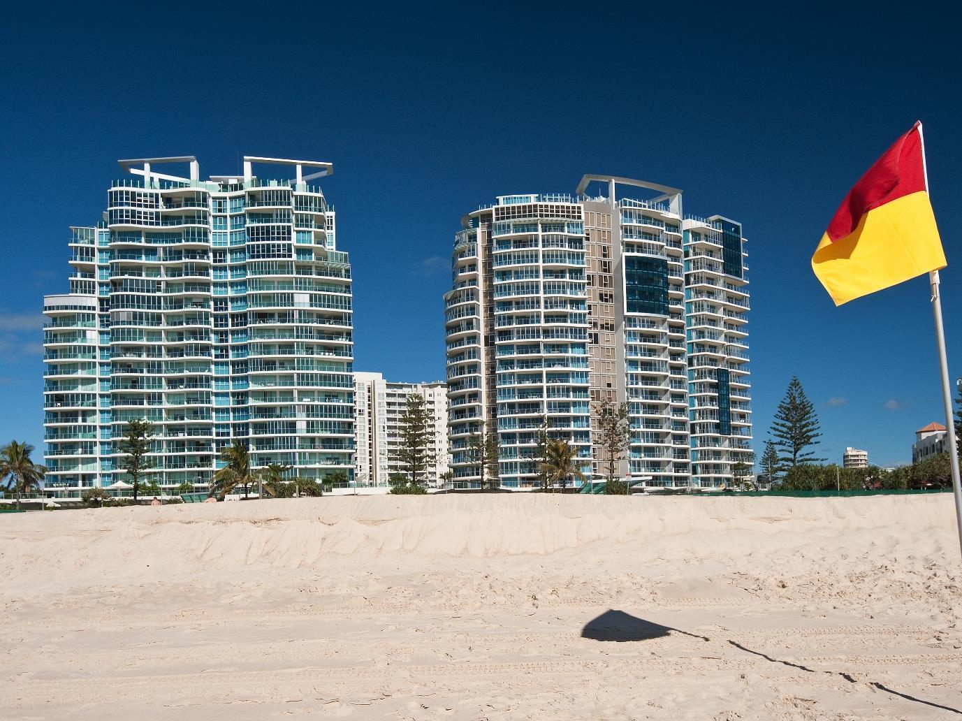 Reflection On The Sea Apartments - Hotell och Boende i Australien , Guldkusten