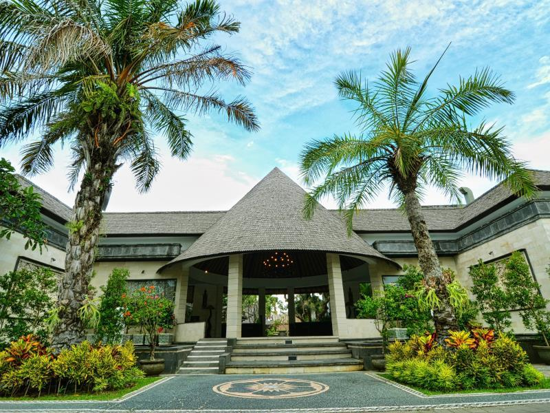 Hotell The Bidadari Luxury Villas   Spa