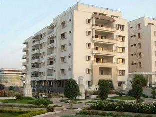 Cyber Service Apartments - Hotell och Boende i Indien i Hyderabad