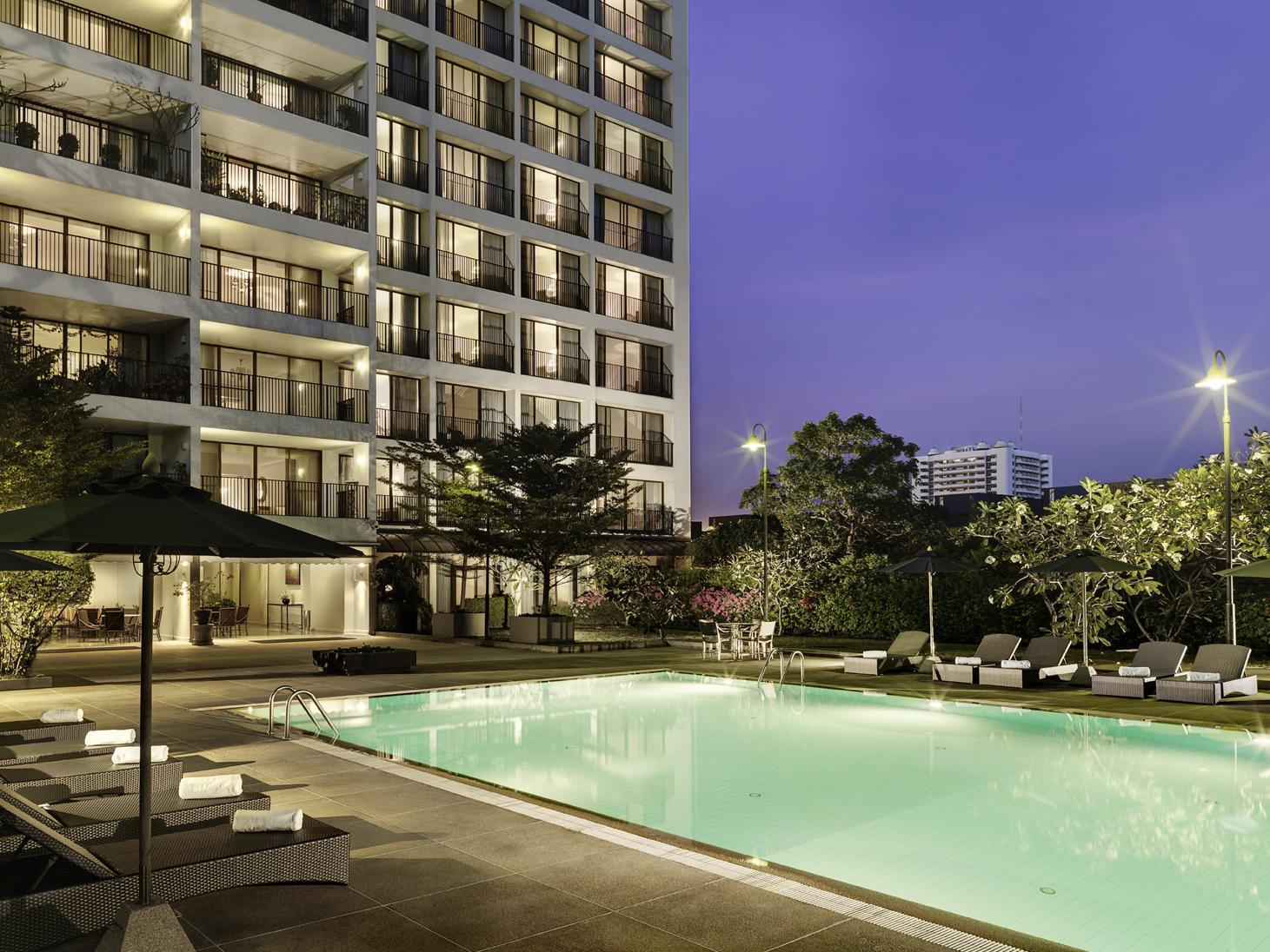 Bangna Pride Hotel & Residence - Hotels and Accommodation in Thailand, Asia