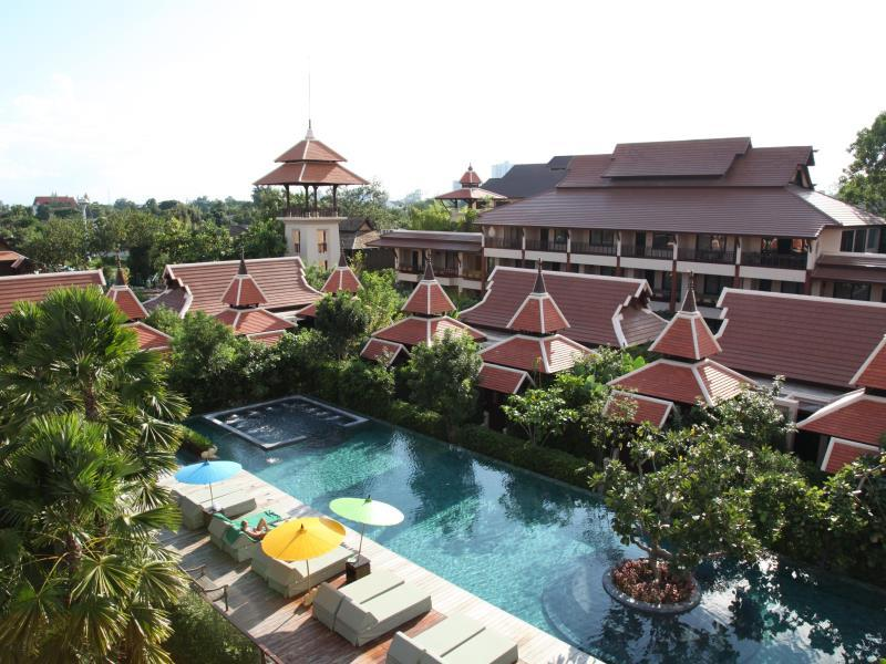 Siripanna Villa Resort & Spa Chiangmai - Hotels and Accommodation in Thailand, Asia
