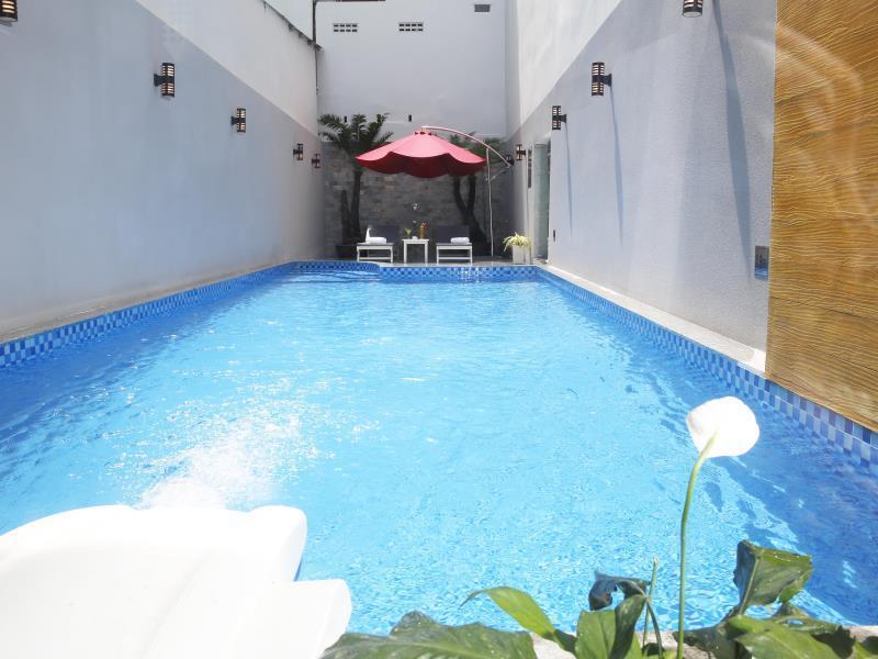 Hotell Starlet Hotel Nha Trang
