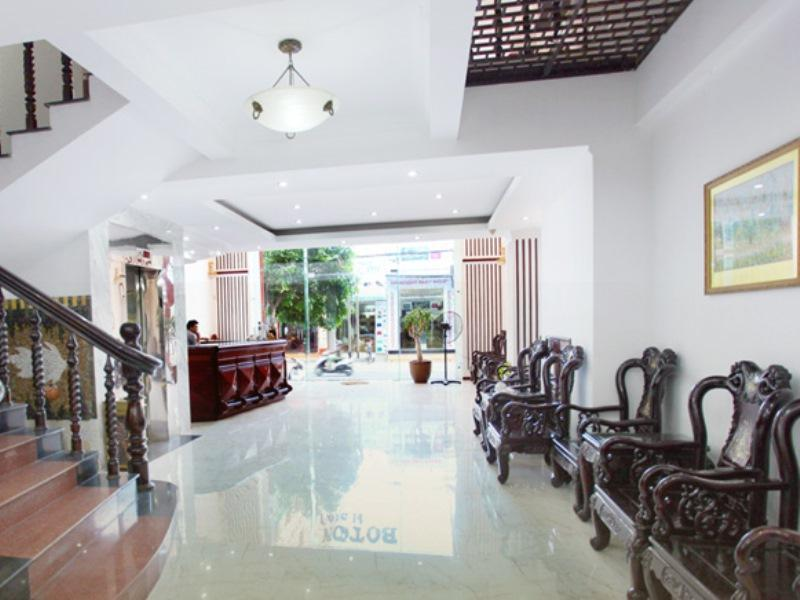 Hotell Golden Hotel - Nha Trang