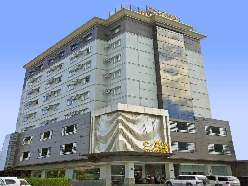 Alpa City Suites Hotel Cebu-stad