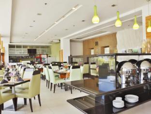 Alpa City Suites Hotel סבו - מסעדה