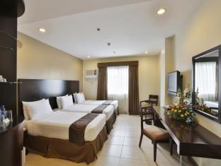 Alpa City Suites Hotel סבו - חדר שינה