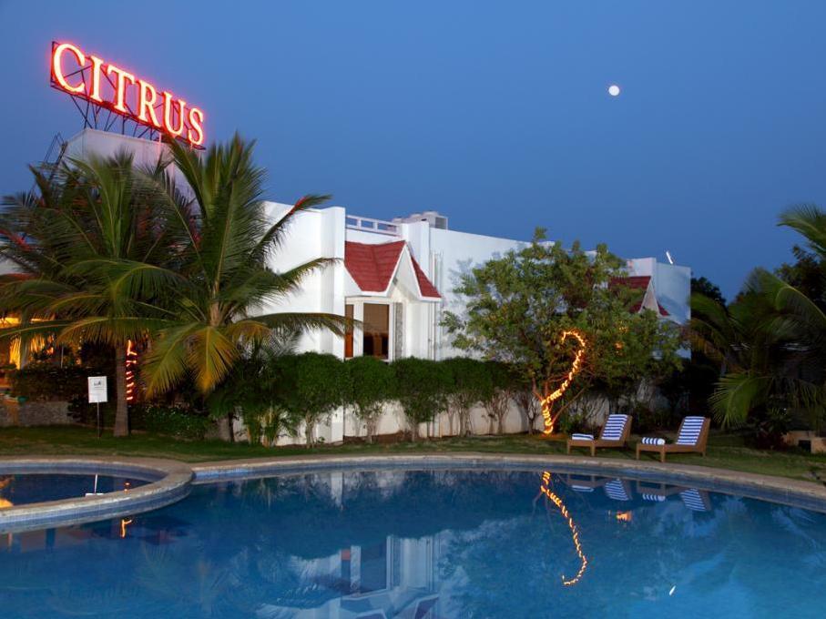 Citrus Sriperumbudur Hotel - Hotell och Boende i Indien i Chennai