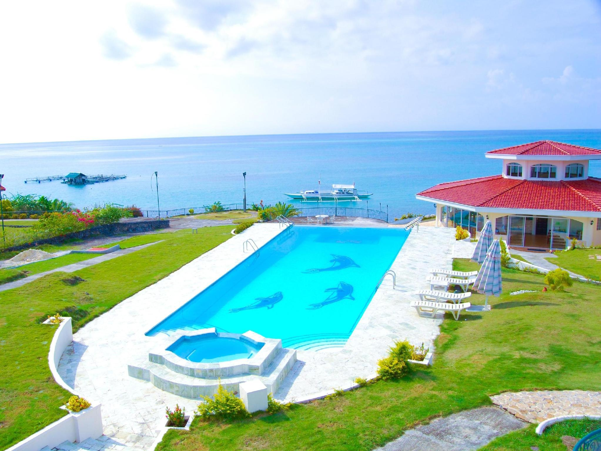 Sherwood Bay Aqua Resort & Dive School Bohol - Hotel exterieur