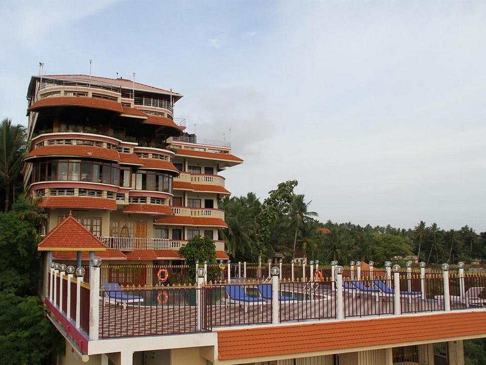 Hill and Sea View Beach Resort - Hotell och Boende i Indien i Kovalam