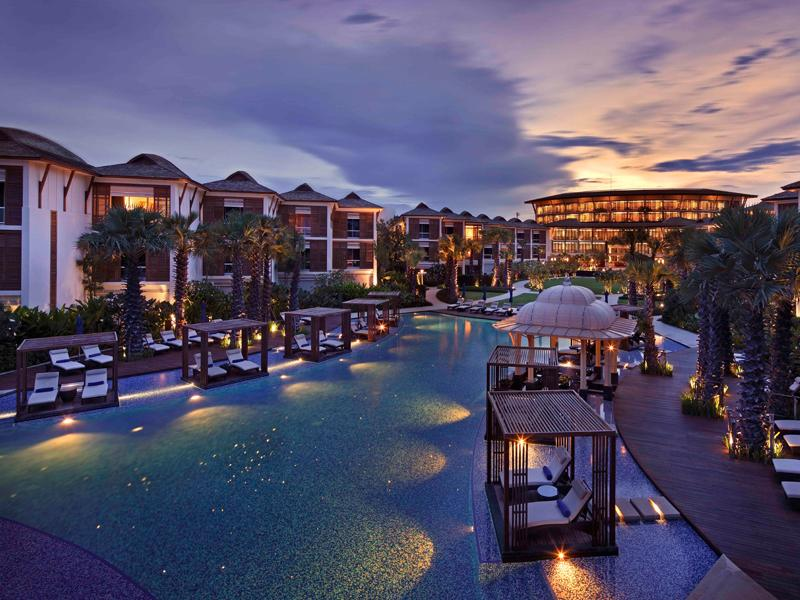 InterContinental Hua Hin Resort - Hotels and Accommodation in Thailand, Asia