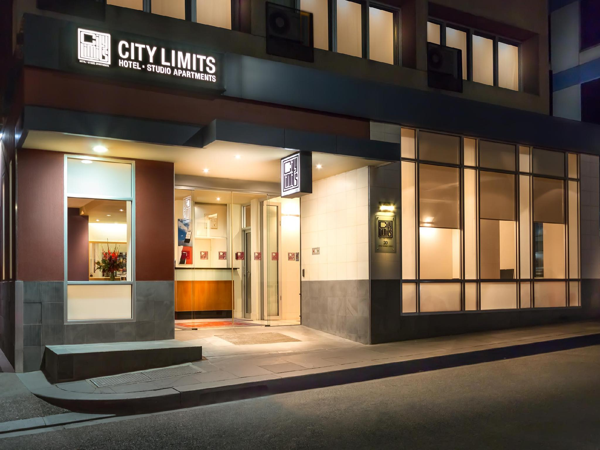 City Limits Apartments - Hotell och Boende i Australien , Melbourne