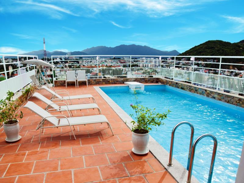 Hotell Memory Nha Trang Hotel