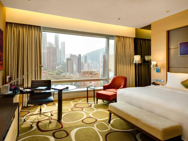 Crowne Plaza Hong Kong Causeway Bay Hong-Kong