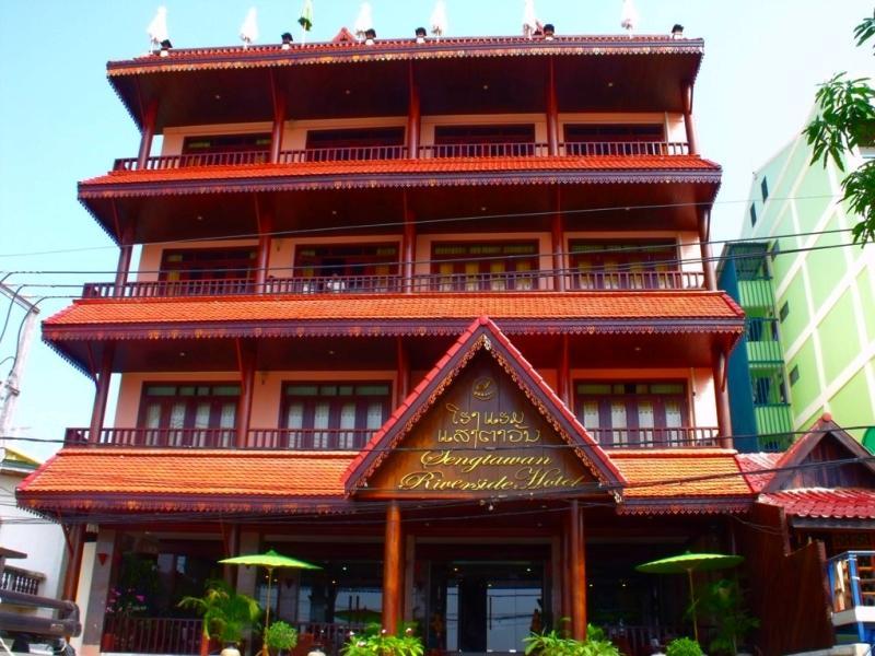 Seng Tawan Riverside Hotel - Hotels and Accommodation in Laos, Asia