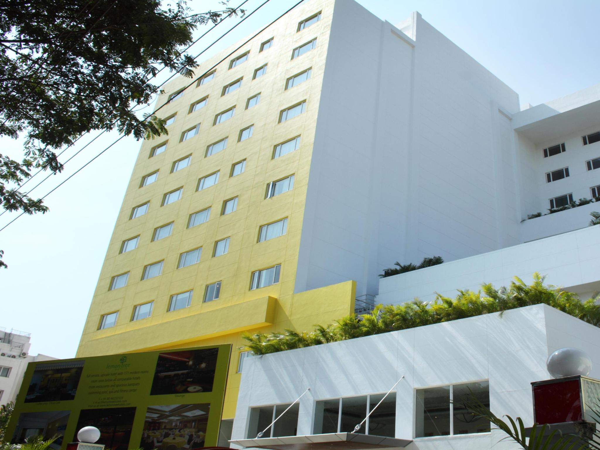 Lemon Tree Hotel - Electronics City - Hotel and accommodation in India in Bengaluru / Bangalore