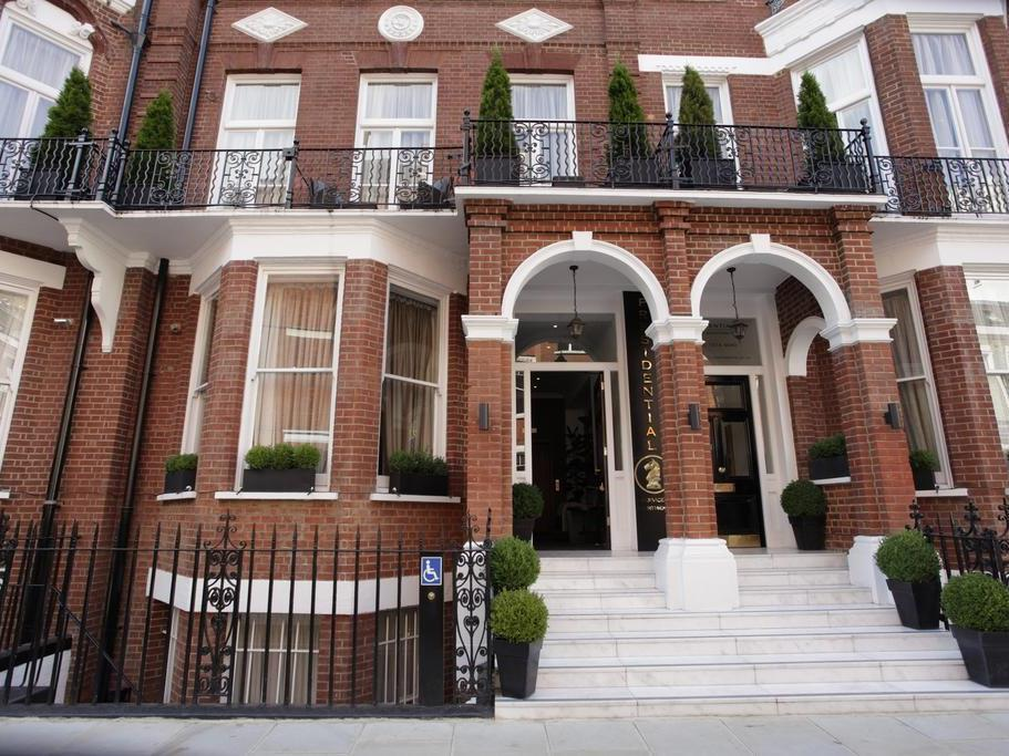 Presidential Apartments Kensington London - Hotel Exterior