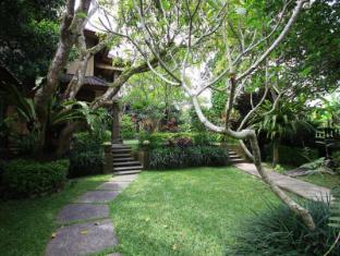 De Munut Balinese Resort Bali - Jardin
