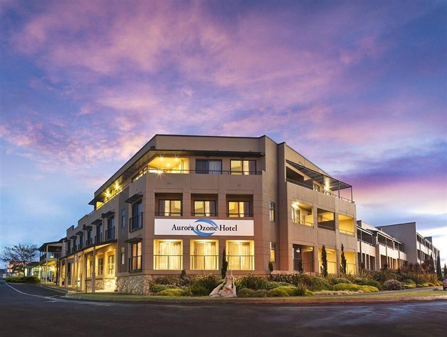 Hotell Aurora Ozone Hotel