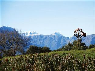 Sugarbird Manor Stellenbosch - A környék