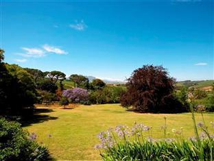 Sugarbird Manor Stellenbosch - Jardin