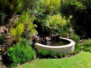 Sugarbird Manor Stellenbosch - A szálloda kívülről