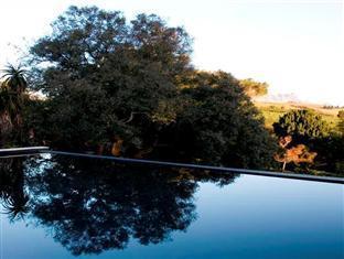 Sugarbird Manor Stellenbosch - Piscina