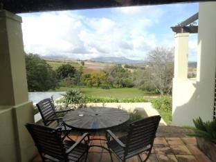 Sugarbird Manor Stellenbosch - Erkély/Terasz