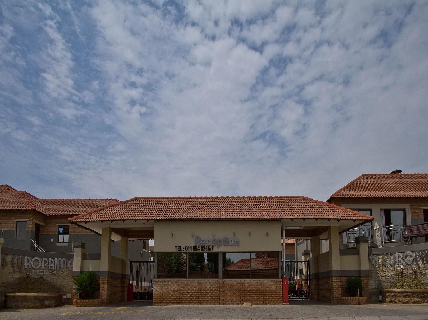 Europrime Hotel and Conference Venue - Johannesburg - Boksburg - O R Tambo