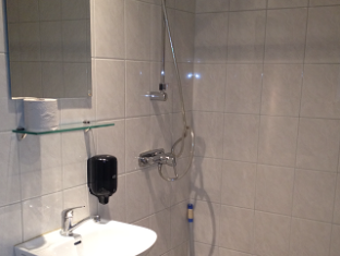 Hotel Dialog AB Stockholm - Bathroom