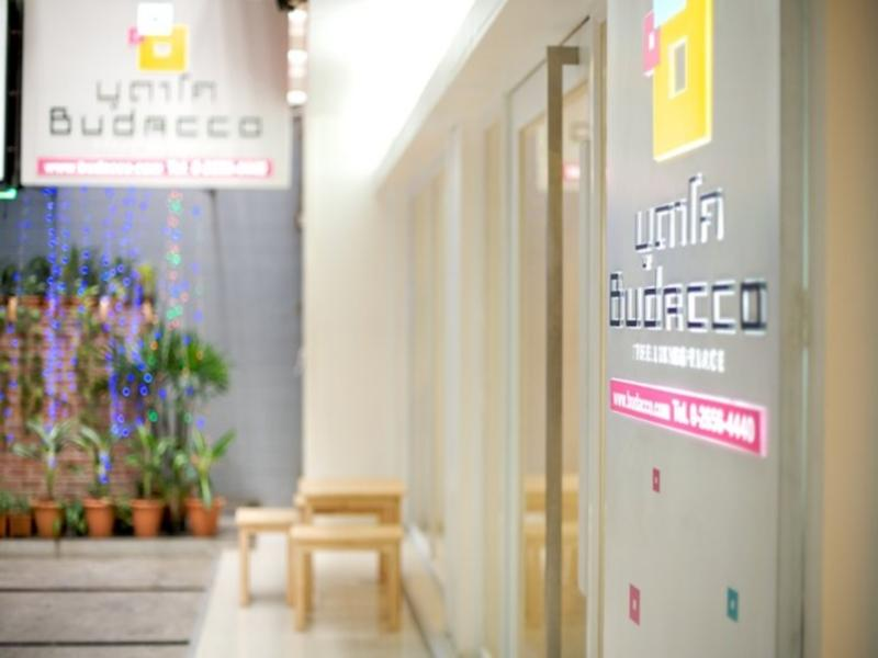 Hotell Budacco Hotel i , Bangkok. Klicka för att läsa mer och skicka bokningsförfrågan