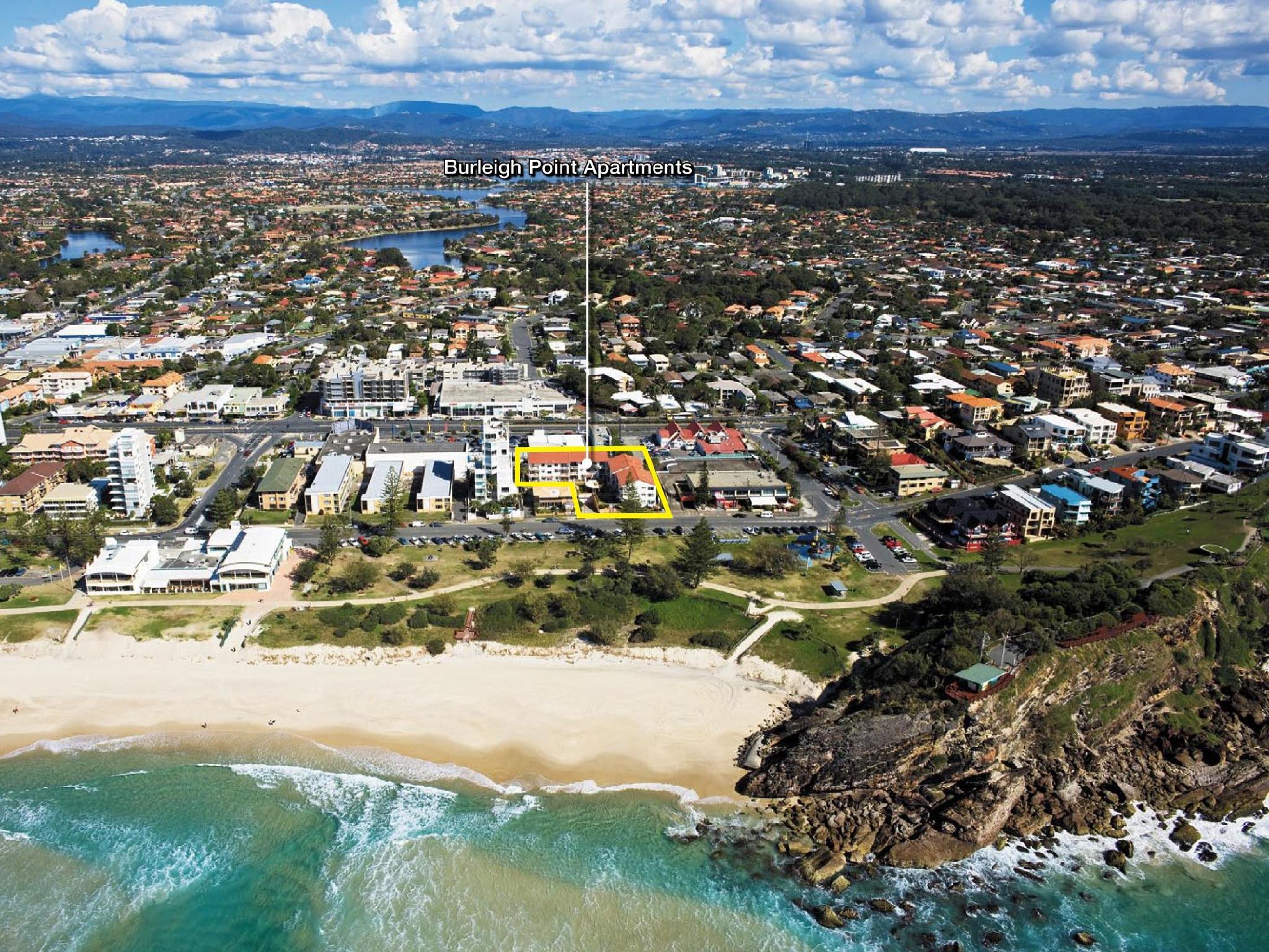 Burleigh Point Holiday Apartments - Hotell och Boende i Australien , Guldkusten