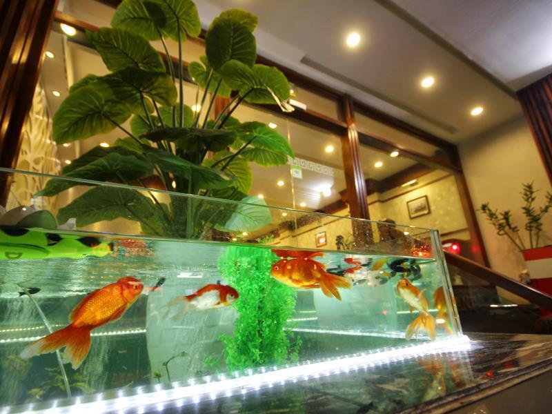 Hotell Hanoi View - Bat Su