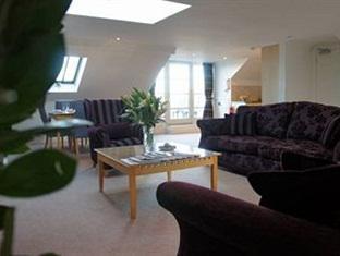 Blue Rainbow Aparthotel Edinburgh Edinburgh - Interior