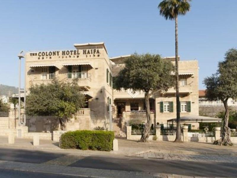 The Colony Hotel - Hotels and Accommodation in Israel, Middle East