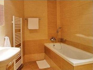 City Partner Hotel Gloria Praag - Badkamer
