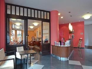 City Partner Hotel Gloria Praag - Receptie