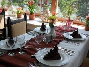 Hotel Rina Tirol פויאנה ברשוב - מסעדה