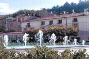 ホテル ル カンパニャの外観