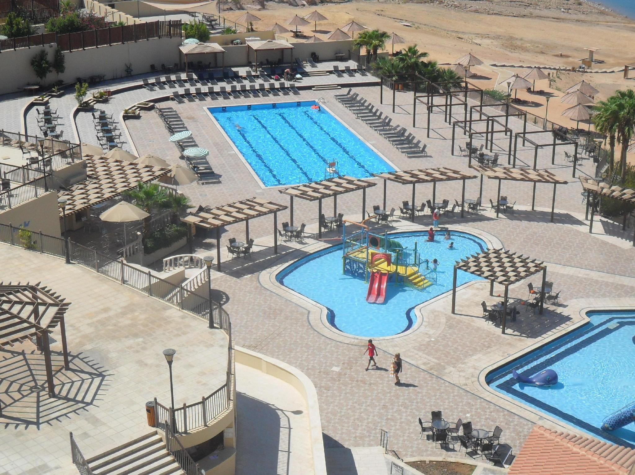 Dead Sea Spa Hotel - Hotels and Accommodation in Jordan, Middle East