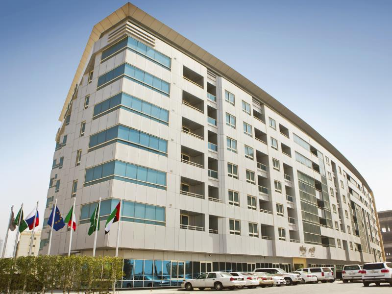 TIME Ruby Hotel Apartments - Hotels and Accommodation in United Arab Emirates, Middle East