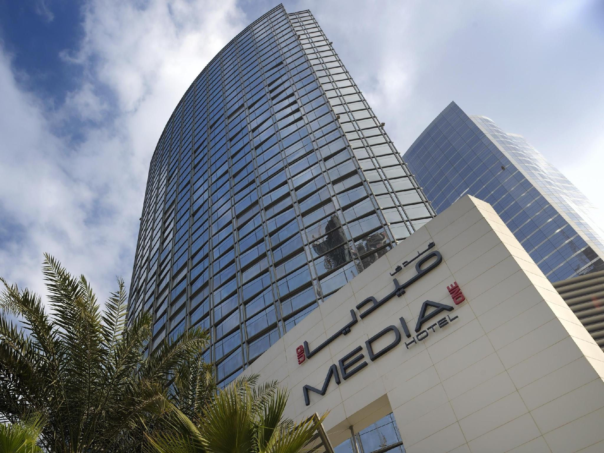 Media One Hotel - Hotels and Accommodation in United Arab Emirates, Middle East